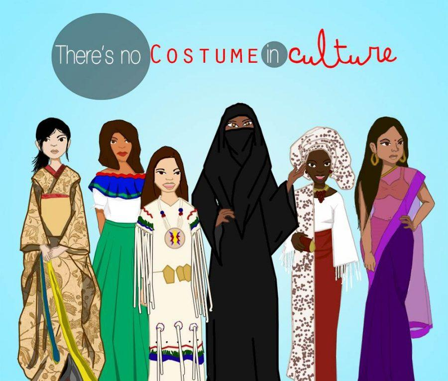 Garments+of+a+culture+are+meaningful+to+the+people+wearing+them%2C+and+should+only+be+worn+by+them+in+respect+to+the+culture--not+for+mockery+as+a+costume.