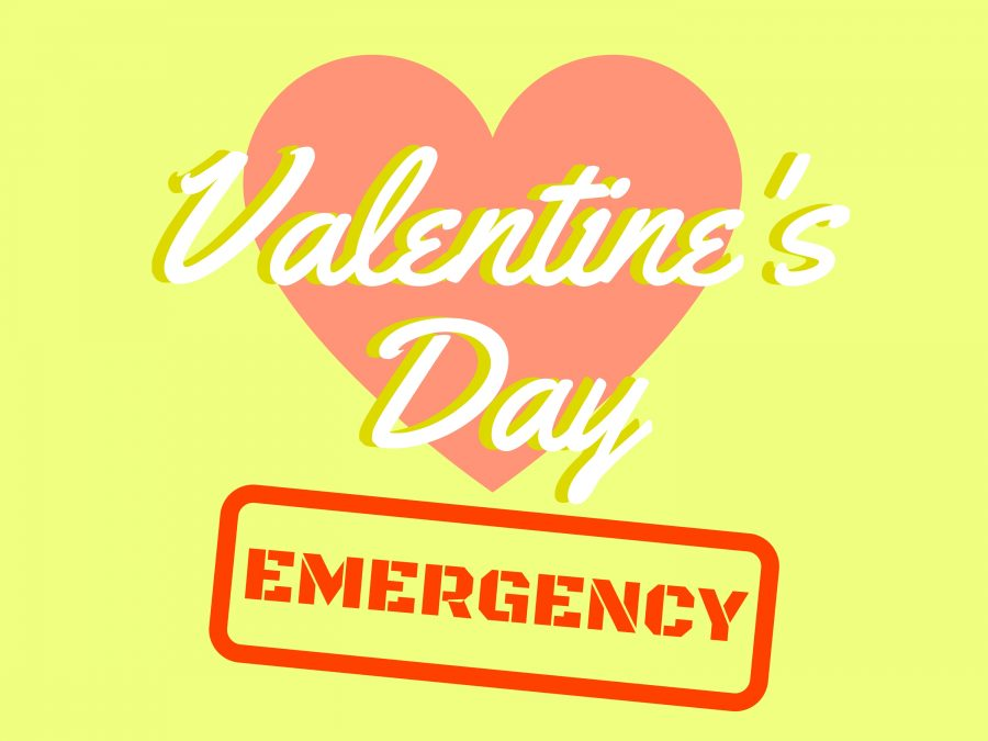 EMERGENCY Valentine's Day gift & date ideas
