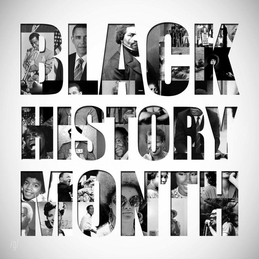 As February comes to an end, it's important to know the significance of the month, to acknowledge and celebrate the achievements of black figures.