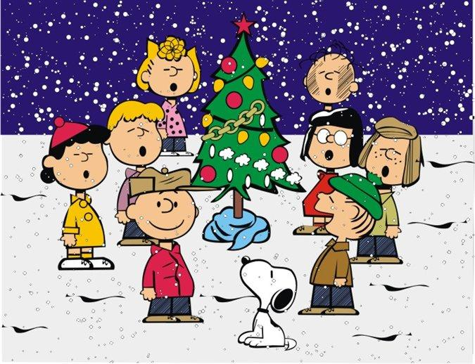 Charlie Brown is a Christmas classic