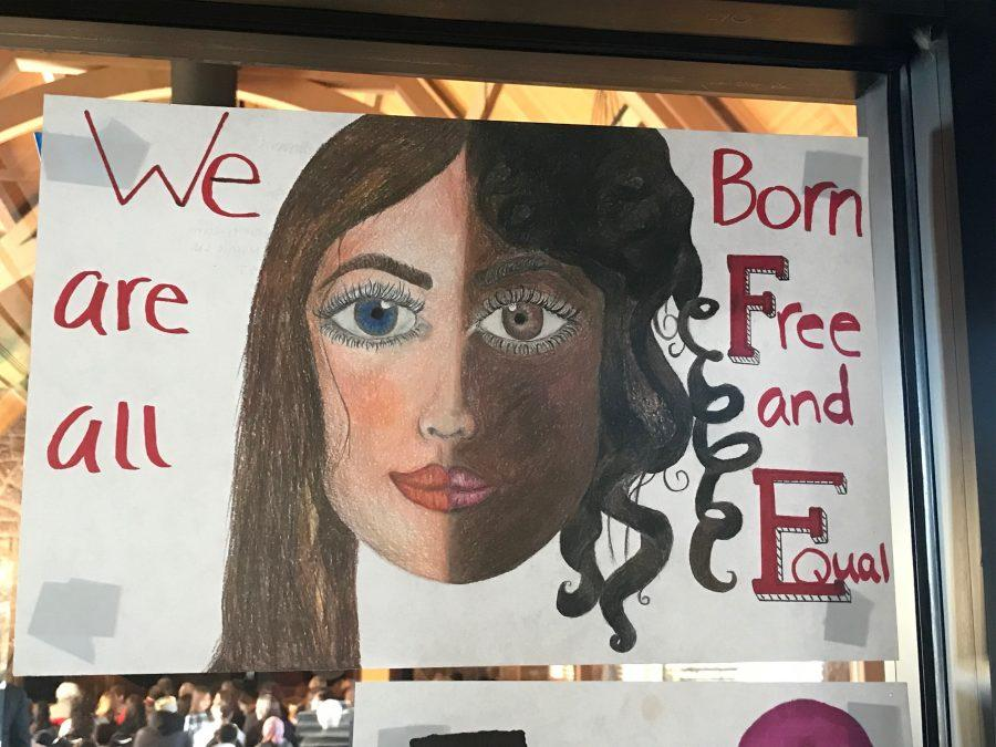 Students+from+Beaverton+High+School+work+in+various+ways+to+bring+awareness+to+issues+present+in+our+community.