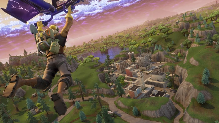 Fortnite steps into the viral spotlight