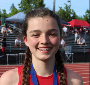 Star freshman jumping her way into first in state
