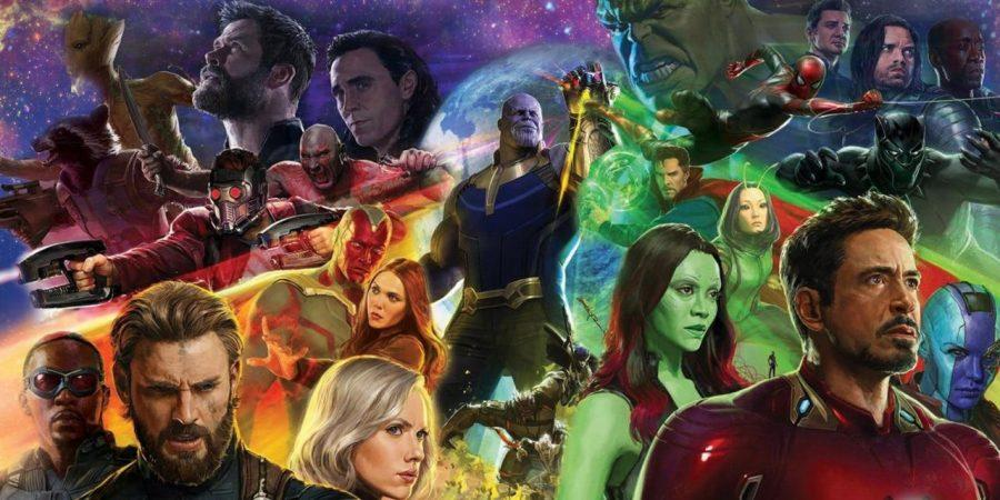 Avengers Infinity War leaves us speechless