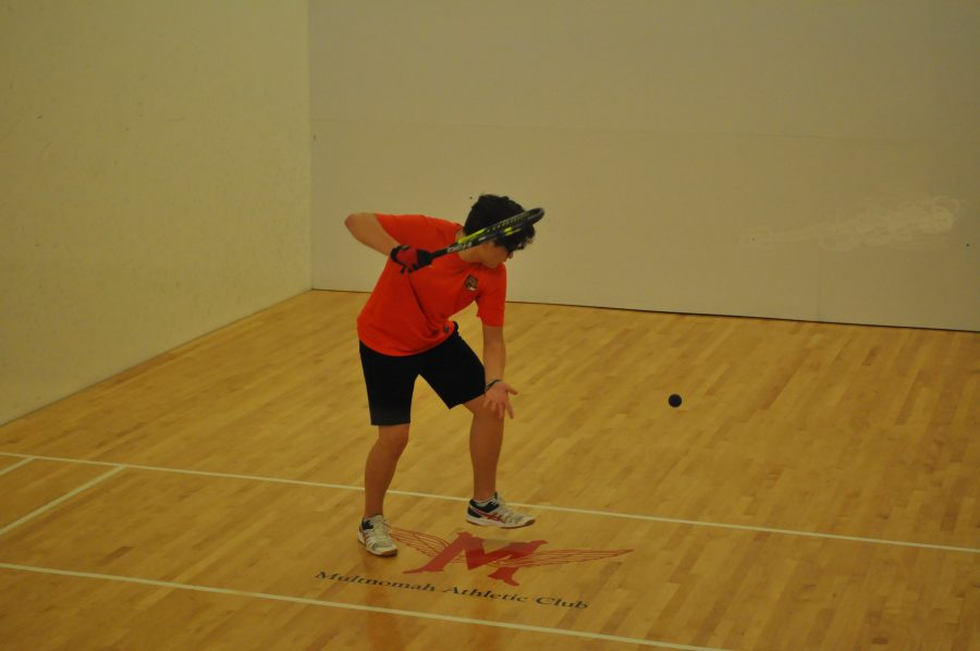 Racquetball+Swinging+Into+The+Season