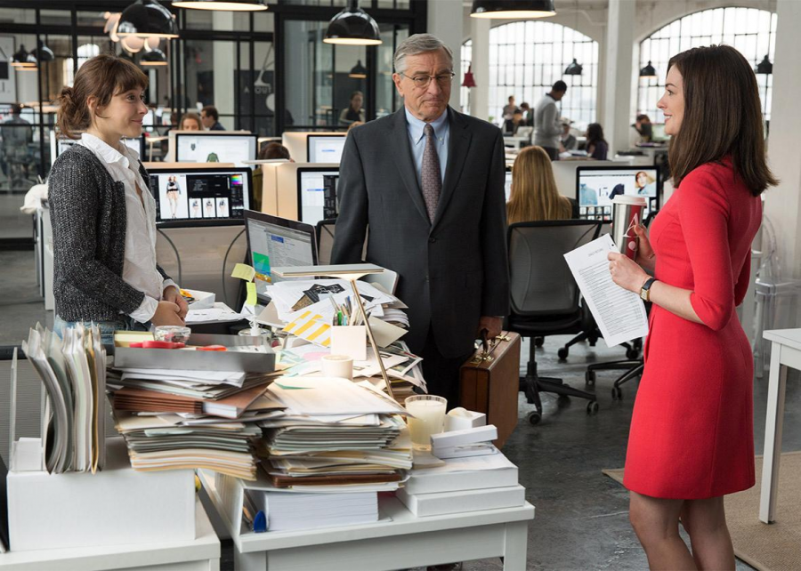 """The Intern"" is an amazing feel-good movie"