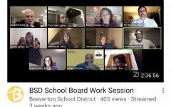 The work session on November 16 raised questions about how families in the Beaverton School District regard school resource officers and the district's next steps in light of the summer's Black Lives Matter protests.