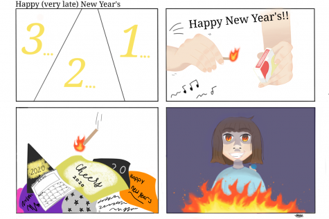 Comic: Happy New Year
