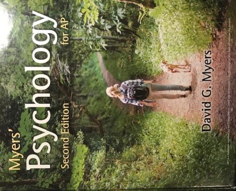 This AP Psychology textbook, like all other materials from first semester AP classes at BHS, may be kept by students through second semester.