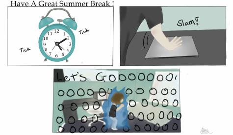 Comic: Have a great summer break!