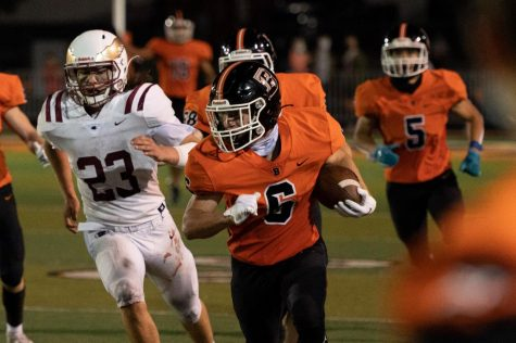 Alumni returned to Beaverton High School on Friday night to see their football team triumph over rival Southridge