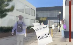 After 18 months without a full student body on campus, welcome back to school!